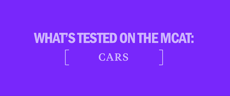 what's-tested-on-the-mcat-cars